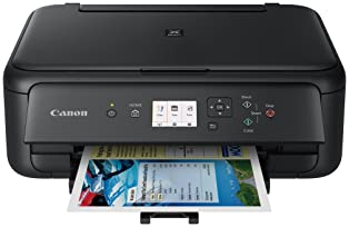 Canon TS5120 Wireless All-In-One Printer with Scanner and Copier: Mobile and Tablet Printing, with Airprint(TM) and G...