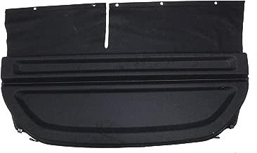 TMB Cargo Board Compatible with 2008-2012 Honda Fit Black Tonneau Shield