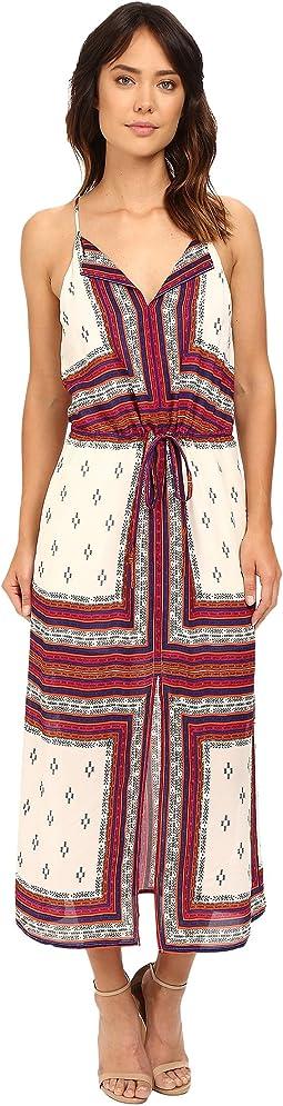 Midsummer Midi Column Dress