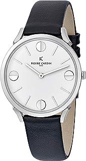 Pierre Cardin Unisex Analogue Quartz Watch Pigalle Half Moon
