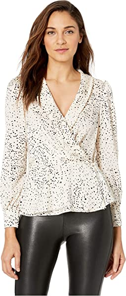 Diego Dot Printed Top