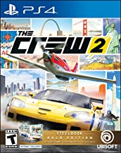 the crew 2 ps4 gold edition