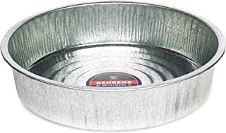 Behrens 2168 3-Gallon Seamless Drain/Utility Pan