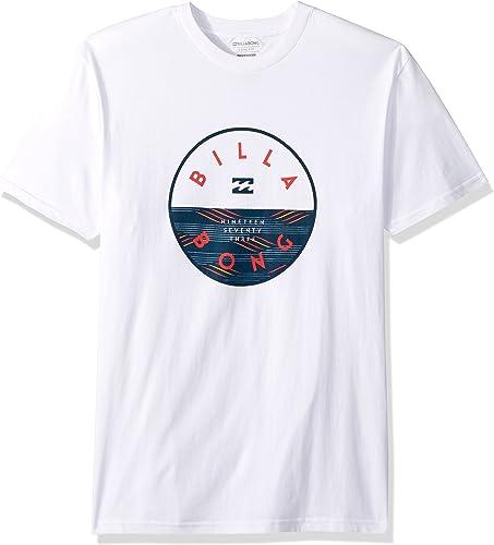 Billabong Homme M404QBRO T-Shirt