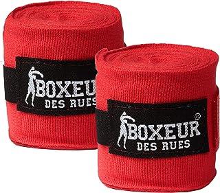 BOXEUR DES RUES Unisex French-flag Boxing Bandages