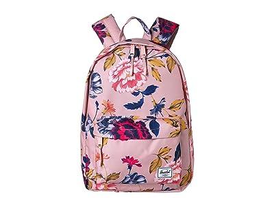 Herschel Supply Co. Classic Mid-Volume (Winter Flora) Backpack Bags