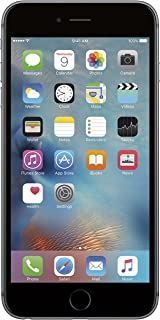 Điện thoại di động Apple – Apple iPhone 6S Plus, 128GB, Space Gray – For AT&T / T-Mobile (Renewed)