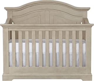 Centennial Chatham Curved Top 4 in 1 Convertible Crib- Driftwood