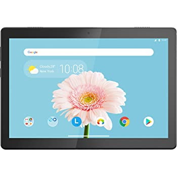 Lenovo Tab M10 HD Tablet (10.1-inch, 2GB, 32GB, Wi-Fi + 4G LTE, Volte Calling), Slate Black
