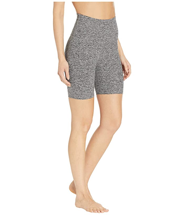 Beyond Yoga Biker Spacedye Talle Alto Shorts - Ropa