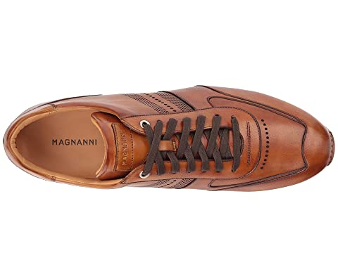 Pacco Magnanni Magnanni Pacco CognacRed Magnanni CognacRed vwqYTgxI