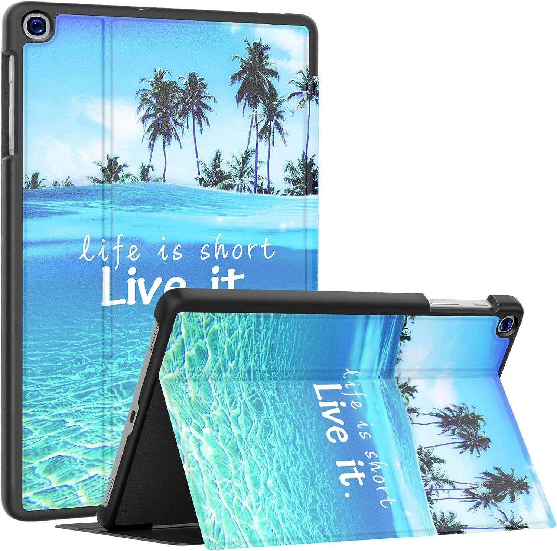 Soke Kansas City Mall Galaxy Tab A 10.1 Case Premium Proof Denver Mall Shock 2019 Stand Foli
