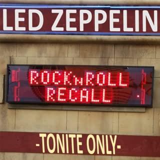 Rock'n'Roll Recall Led Zeppelin