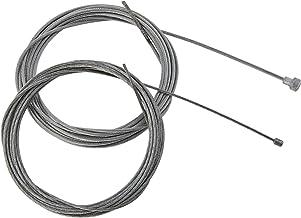 /200/cm/ C/âble bowden avec cordon c/âble dacc/él/érateur universel/ Quad /h/ülle180/cm Maxi Scooter Roller SCHALT cyclomoteur