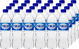 Polar Natural Mineral Water, 24 x 600ml