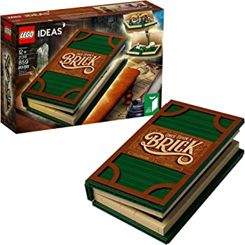 LEGO Ideas Pop-up Book 21315 Building Kit (859 Pieces)