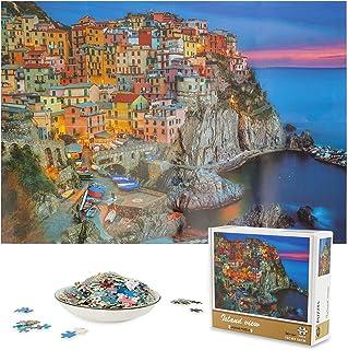 Colmanda Puzzle 1000 Pièces, Puzzles Classiques Puzzles pour Adultes Puzzles, Puzzle Enfant Classique Intellectual Game Pu...