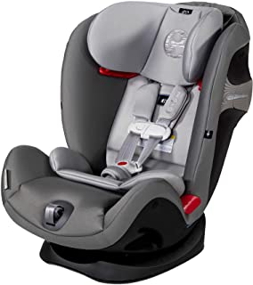 Cybex Eternis S, All-in-One Convertible Car Seat, 12-Position Height-Adjustable Reclining Headrest, Side Impact Protectio...