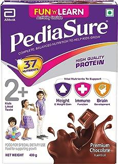 PediaSure Health and Nutrition Drink Powder for Kids Growth - 400g (Premium Chocolate)