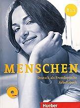 MENSCHEN B1.1 Ab+CD-Audio (ejerc.): Deutsch als Fremdsprache: Vol. 2