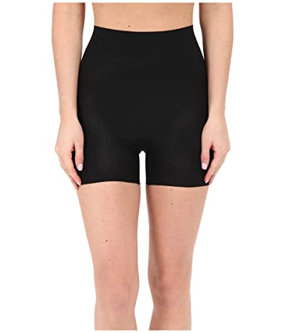 Commando Cotton Control Shortie Shorts CC214 (Black) Women