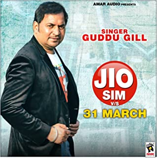 Jio Sim vs. 31 March