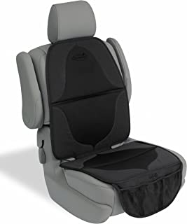 Summer ELITE DuoMat Car Seat Protector, Black – Premium Waterproof Seat Cover Pad..