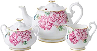 Royal Albert Friendship Collection 3pcs Tea Set, 1, Multicolored