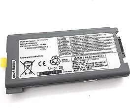 Yafda CF-VZSU46 10.65V87Wh New Laptop Battery for Panasonic Toughbook CF-30 CF-31 Series FC-VZSU1430U FC-VZSU46 FC-VZSU46AU FC-VZSU46S FC-VZSU46U FC-VZSU71U FC-VZSU72U