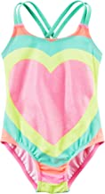 Carter's Girls' One-Piece Swimsuit