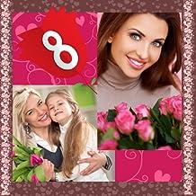 Collage de fotos del día de las mujeres