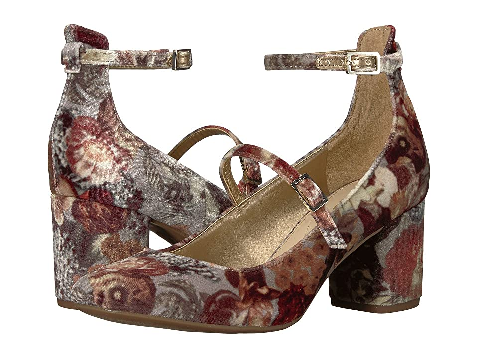 Circus by Sam Edelman Joyce (Grey Multi Romantic Floral Velvet) Women