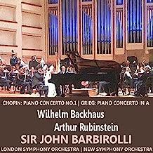 Chopin: Piano Concerto No. 1 in E Minor - Grieg: Piano Conceto in A Minor