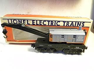 Lionel 6567 Illinois Central Gulf Six-Wheel Crane Car O Gauge Train