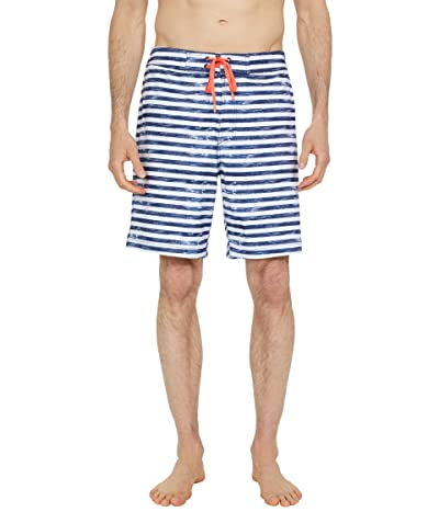 Southern Tide 8.5 Lisi Stripe Water Shorts