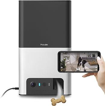 Petcube Bites 2 Smart Pet Camera with Treat Dispenser