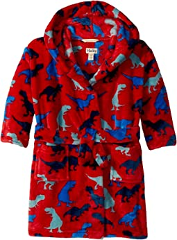 Hatley Kids - Lots of Dinos Fleece Robe (Toddler/Little Kids/Big Kids)