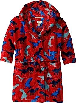 Hatley Kids - Lots of Dinos Fleece Robe (Toddler/Little Kids/Big Kids)