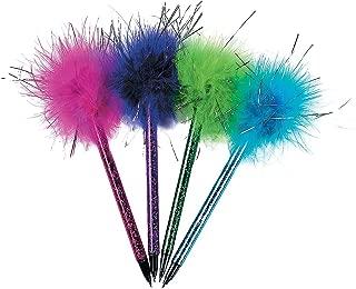 feather pen clueless