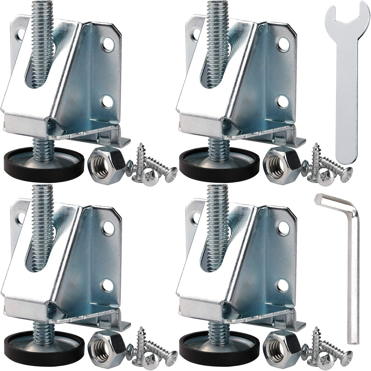 Anwenk Leveling Feet Heavy Duty Inexpensive Popular product Levelers Furniture Ta Adjustable