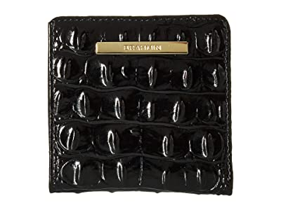 Brahmin Jane (Black) Handbags