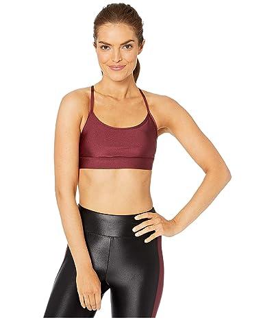 Koral Slate Limitless Plus Sports Bra (Barolo) Women
