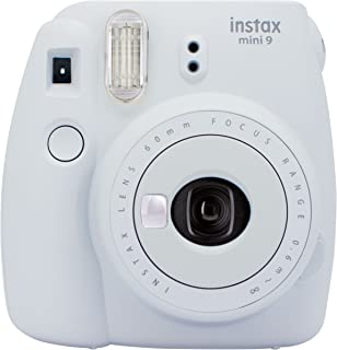 Câmera Instantânea Instax Mini 9, Fujifilm, Branco Gelo