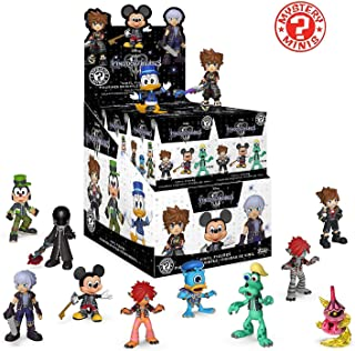 Funko Mystery Minis: Kingdom Hearts 3 - One Mystery Collectible Figure, Multicolor