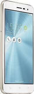 Asus ZenFone 3 ZE520KL Dual SIM - 32GB, 3GB RAM, 4G LTE - Moonlight White
