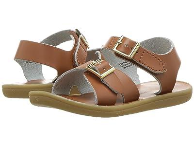 FootMates Tide (Infant/Toddler/Little Kid) (Tan) Kids Shoes