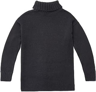 Mens Submariner 100% Merino Wool Roll Neck Jumper