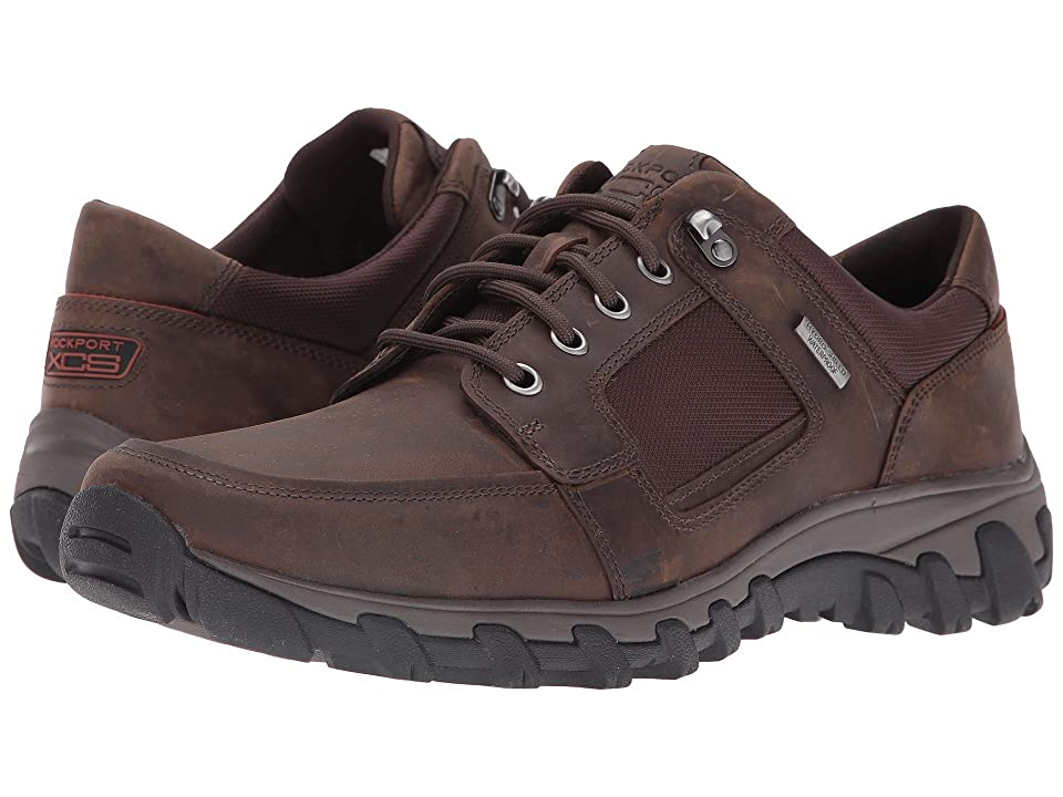 Rockport Cold Springs Plus Lace To Toe (Dark Brown) Men