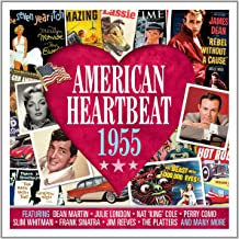 american heartbeat album cd