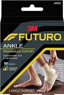 Futuro Wrap Around Ankle Support,  Moderate Support,  Medium